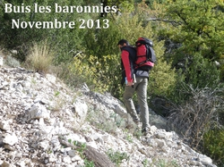 Week-end escalade Buis les Baronnies